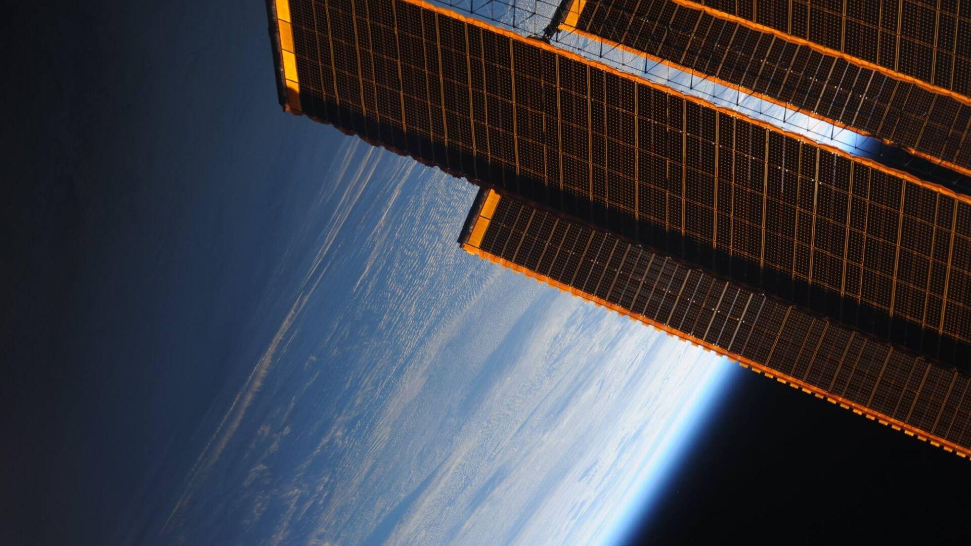 Земля с орбиты Международной космической станции - РИА Новости, 1920, 06.04.2021