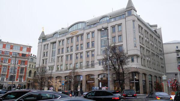 Бизнес-центр Берлинский дом на улице Петровка в Москве