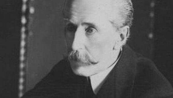 Английский дипломат Джордж Уильям Бьюкенен