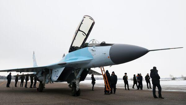 Авиационный комплекс МиГ-35. Архивное фото