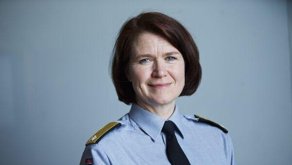 Новая глава ВВС Норвегии Тонье Скиннарланд. Архивное фото