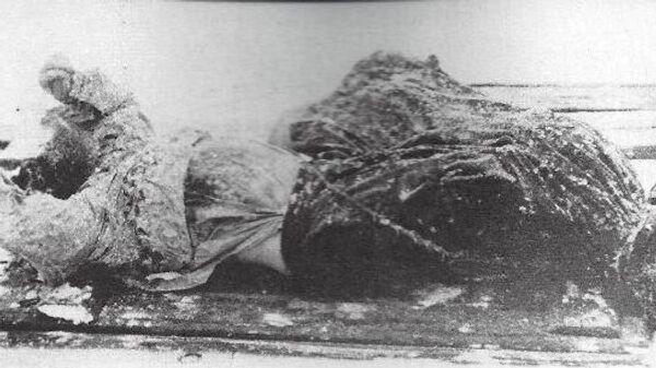 Убийство Григория Распутина. Архив