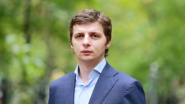 Руководитель ГБУ Ритуал Артем Екимов