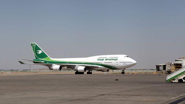 Самолет авиакомпании Iraqi Airways. Архивное фото