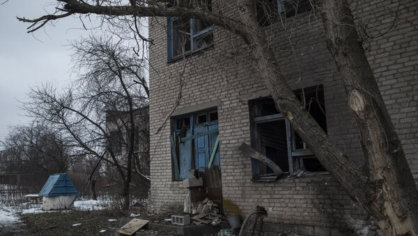 Ситуация в ДНР. Архивное фото