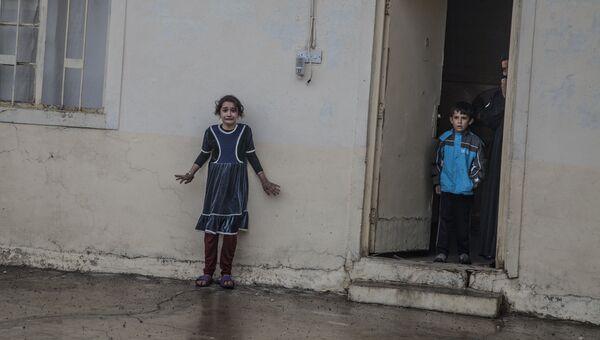 Наступление на Мосул фотографа Laurent Van der Stockt занявшего первое место в категории События в фотоконкурсе World Press Photo
