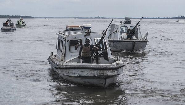 Ситуация в Нигерии. Архивное фото