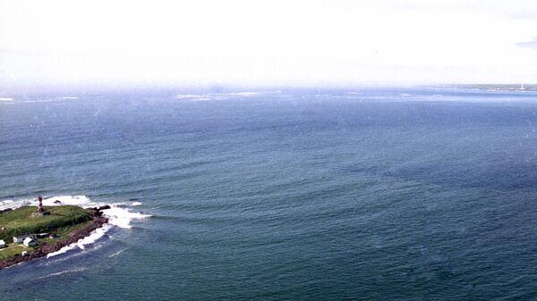 Острова Курильской гряды