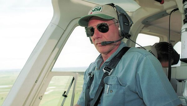 Американский актер Харрисон Форд. Архивное фото