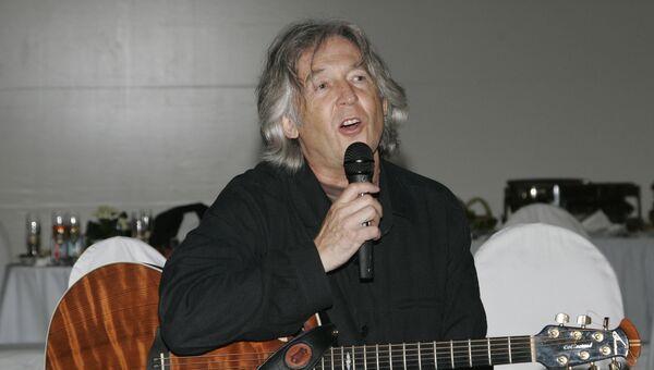 Певец и композитор Вячеслав Малежик. Архивное фото