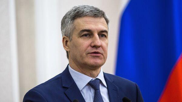 Временно исполняющий обязанности главы Республики Карелия Артур Парфенчиков