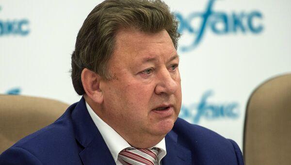 Заместитель председателя ЦК КПРФ Владимир Кашин. Архивное фото
