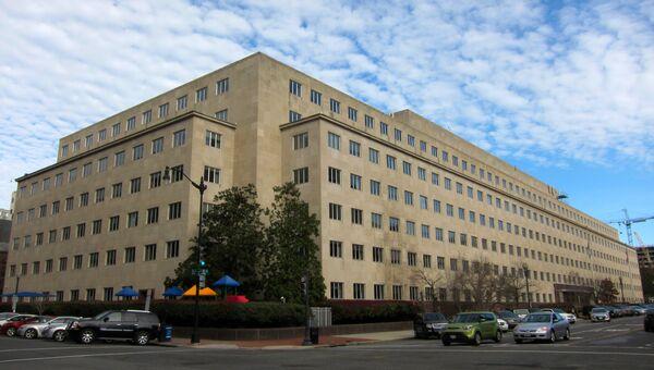 Здание Счетной палаты США в Вашингтоне. Архивное фото