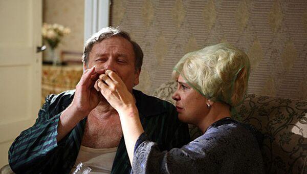 Кадр из фильма Единственный мужчина