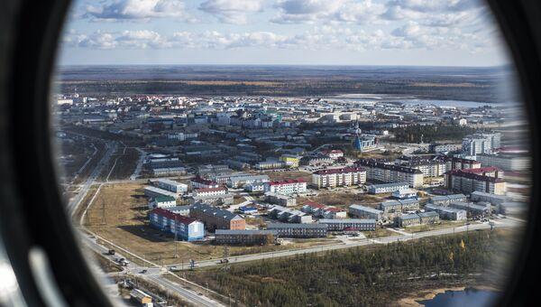 Регионы России. Ямало-Ненецкий автономный округ. Архивное фото
