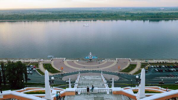 Чкаловская лестница — лестница в Нижнем Новгороде, соединяющая Площадь Минина и Пожарского