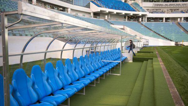 Стадион Фишт в Сочи. Архивное фото