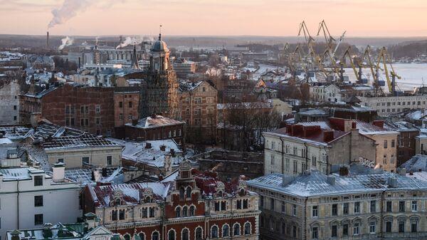 Выборг, Ленинградская область
