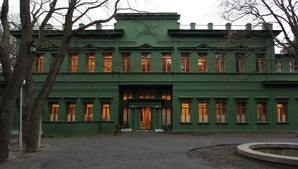Кунцевская ближняя дача Иосифа Сталина в Москве