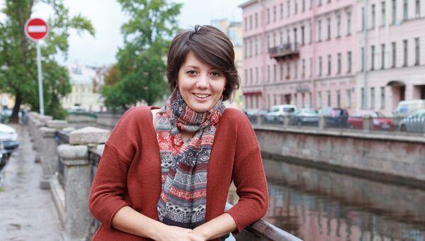 Наталья Быстрянцева, руководитель Высшей школы светового дизайна Университета ИТМО