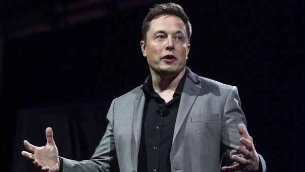 Канадско-американский инженер, предприниматель, изобретатель и инвестор Илон Маск