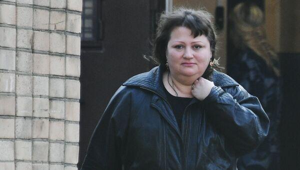 Помилованная президентом РФ О.Севастиди освобождена из Лефортово. Архивное фото