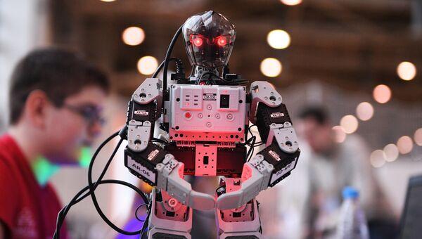 Робот. Архивное фото