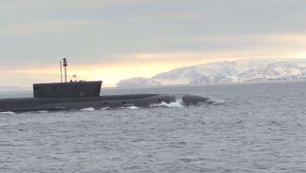 Минобороны в честь праздника показало непростую службу моряков-подводников