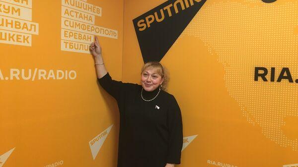Депутат Госдумы от Крыма Светлана Савченко