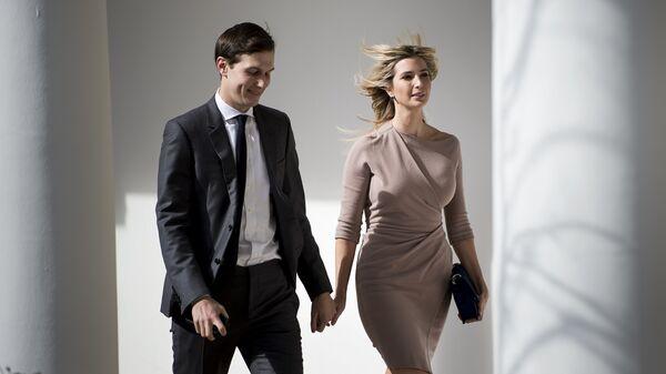 Старший советник Белого дома Джаред Кушнер, муж Иванки Трамп. Архивное фото