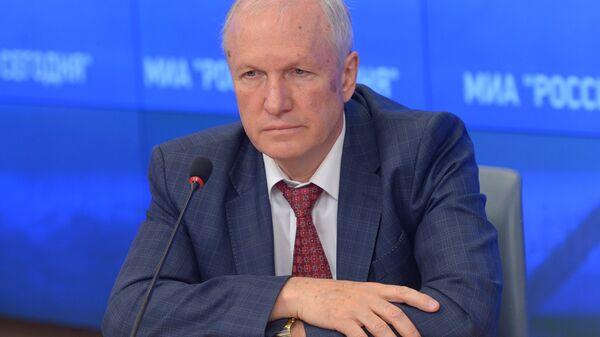 Вице-президент Российской академии наук академик Валерий Козлов