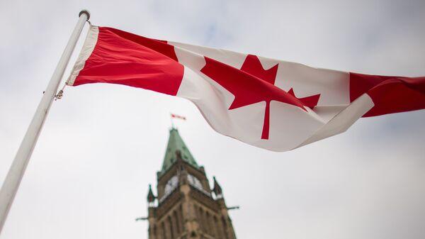 Здание парламента Канады в Оттаве. Архивное фото.