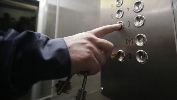Лифт. Архивное фото
