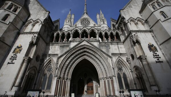 Высокий суд правосудия Англии. Архивное фото