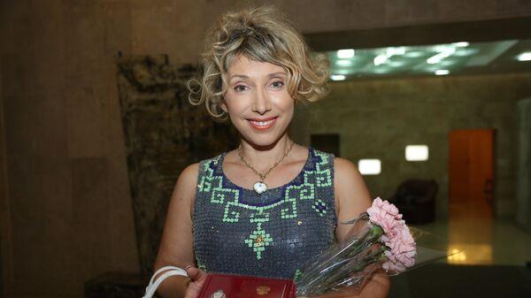 Елена Воробей. Архивное фото