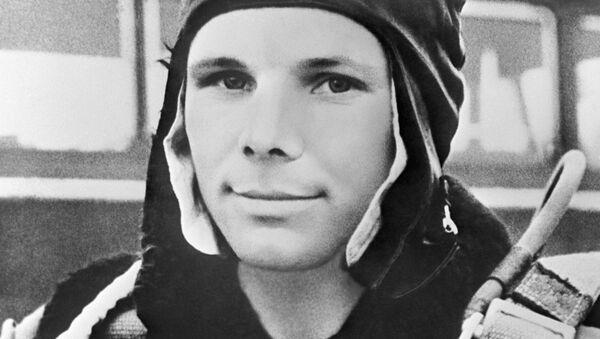 Юрий Гагарин - кандидат в космонавты. Предполетная подготовка