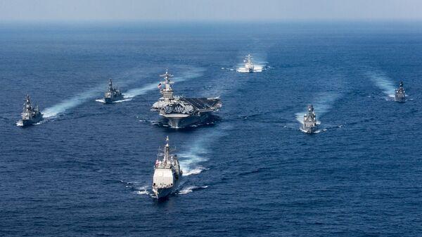 ВМС США. Архивное фото