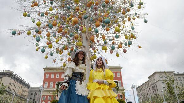 Открытие фестиваля Пасхальный дар