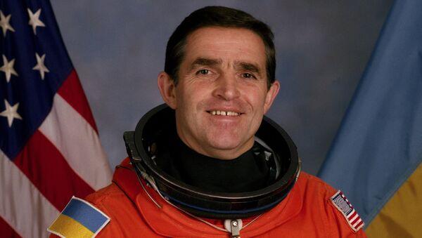Украинский космонавт Леонид Каденюк
