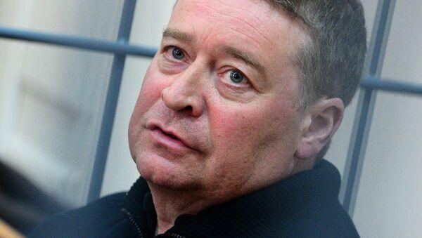Бывший глава республики Марий Эл Леонид Маркелов в суде. Архивное фото