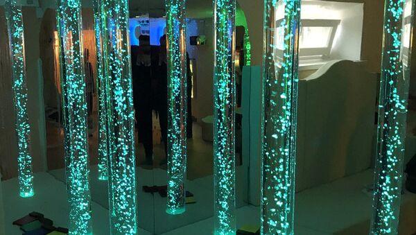 Новая сенсорная комната для особенных детей открылась в Подмосковье