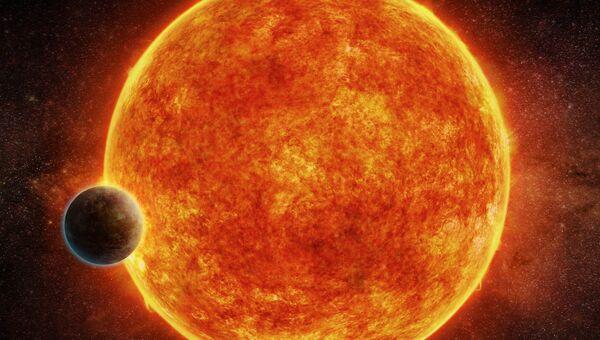Планета LHS 1140b в созвездии Кита, где может существовать жизнь
