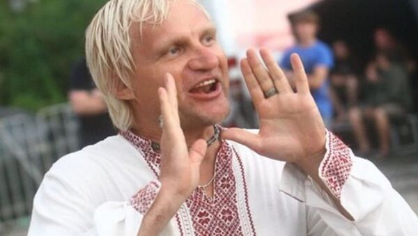 Олег Скрипка извинился перед пранкерами за слова о гетто для русскоязычных
