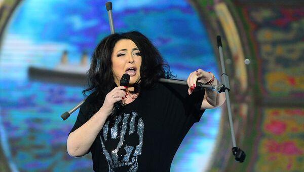Певица Лолита Милявская. архивное фото