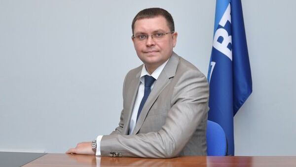 Руководитель региональной дирекции банка ВТБ по Волгоградской и Астраханской областям Владимир Русаев. Архивное фото