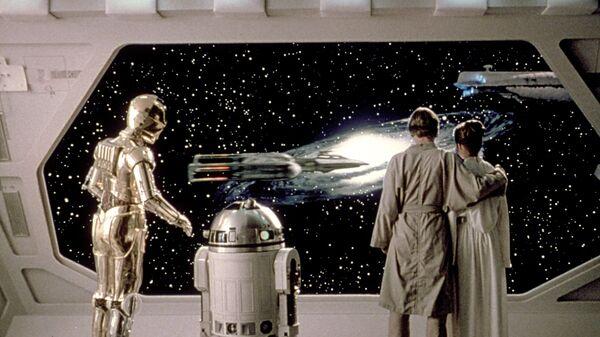 Кадр из фильма Звездные войны: Эпизод V — Империя наносит ответный удар
