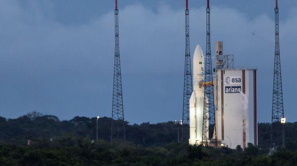 Ракета-носитель Ariane 5. Архивное фото