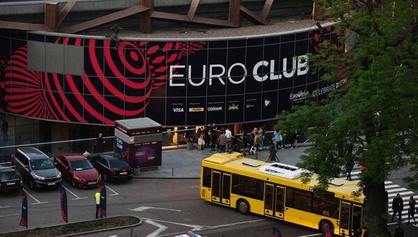 Открытие недели Евровидения-2017 в Киеве. Архивное фото