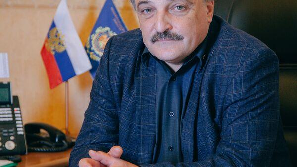 И. о. ректора Российского государственного университета имени Герцена Сергей Богданов