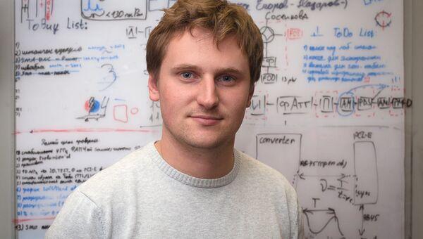 Руководитель лабораторий квантовой коммуникации Университета ИТМО и Казанского квантового центра Артур Глейм
